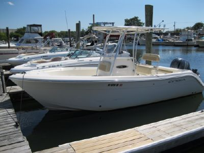 2017 Cobia<span>220 Center Console</span>