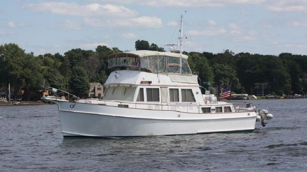 Grand Banks 49 Classic Profile