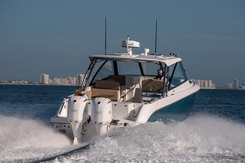 Everglades 340 Dual Console image