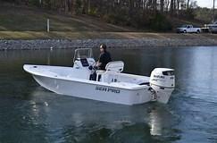 Sea Pro 208 BAY BOAT - main image