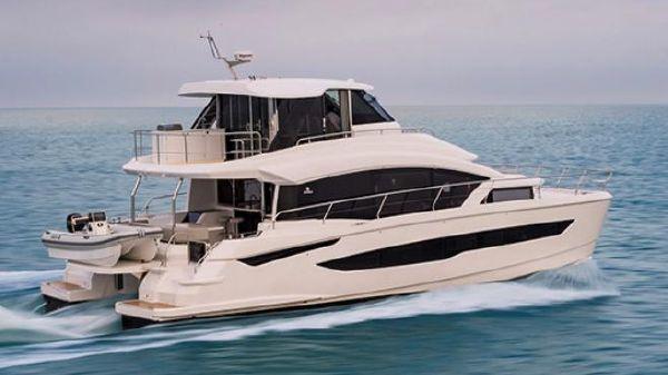 Aquila 54 Yacht