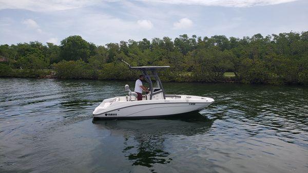 Yamaha Boats FSH 190 Sports
