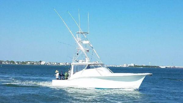 Custom Carolina Express Sportfisherman