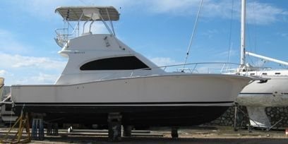 Luhrs 40 Convertible Photo 1