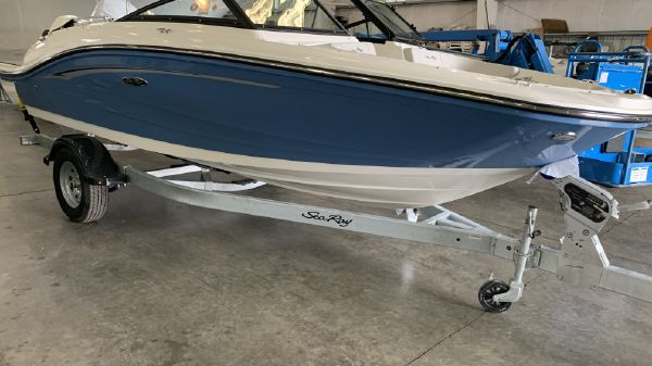Sea Ray 190 SPO
