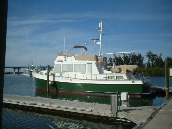 1996 Grand Banks For Sale Rhode Island