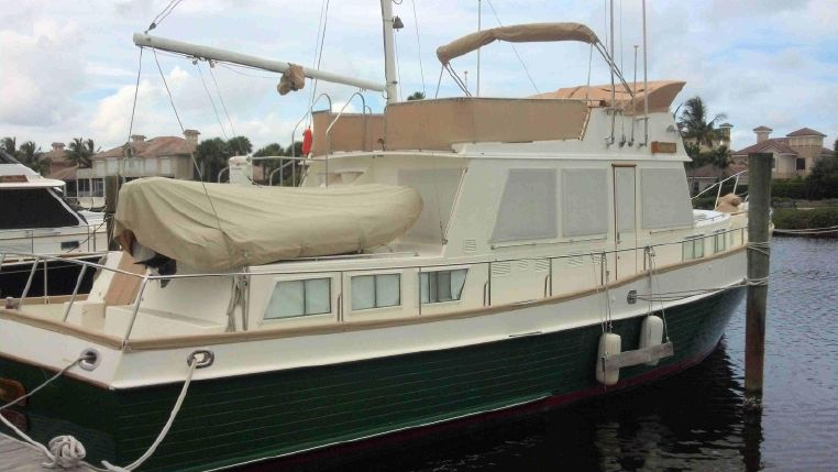 1996 Grand Banks Brokerage BoatsalesListing