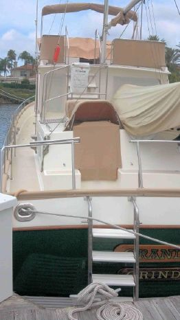 1996 Grand Banks Brokerage Purchase