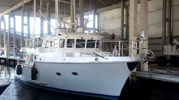 Nordhavn  43' Nordhavn Full Displacement Trawler WANDERER