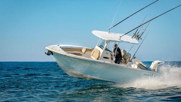 Sea Pro 259CC DLX
