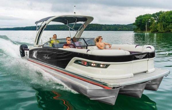 2021 Avalon Excalibur Elite Windshield - 25'