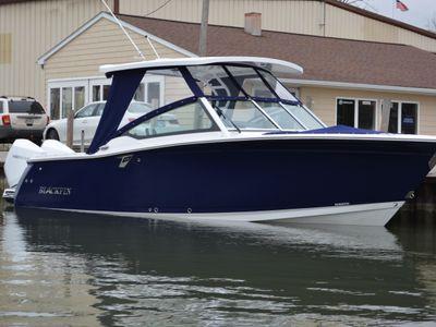 2021 Blackfin<span>272 DC</span>