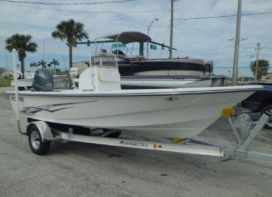 Frontier Boats 180 CC w F115hp Yamaha 4-Stroke EFI Outboard Motor - main image
