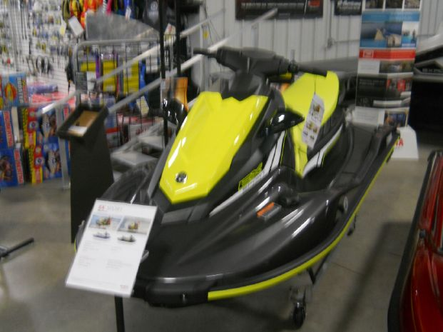 2019 Yamaha WaveRunner EX Sport Mosinee, Wisconsin - M & J