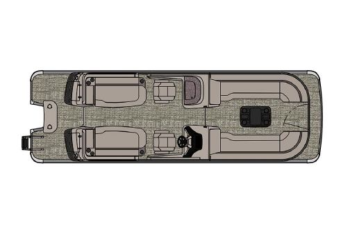 Avalon Excalibur Quad Lounge Windshield - 27' image