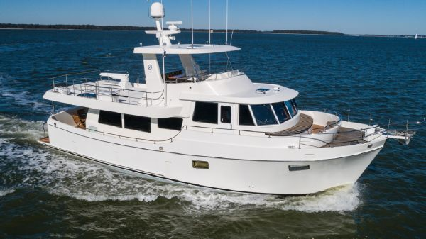 Ocean Alexander 60 Trawler