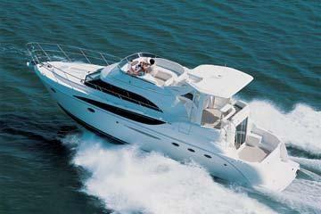 Meridian 459 Motoryacht - main image