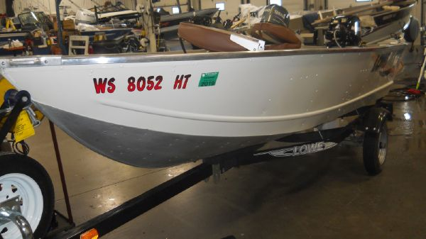Lowe Angler 1467 WT
