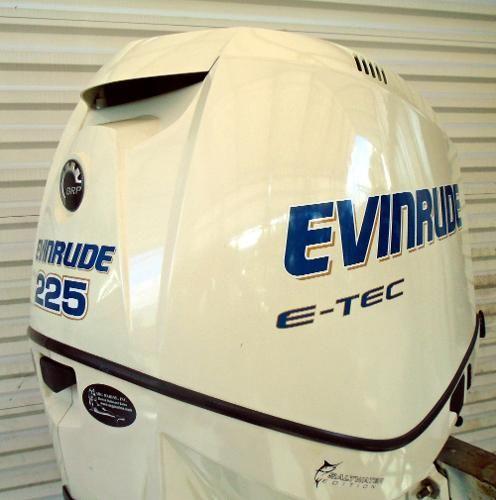 Evinrude  E-TEC 225hp 25