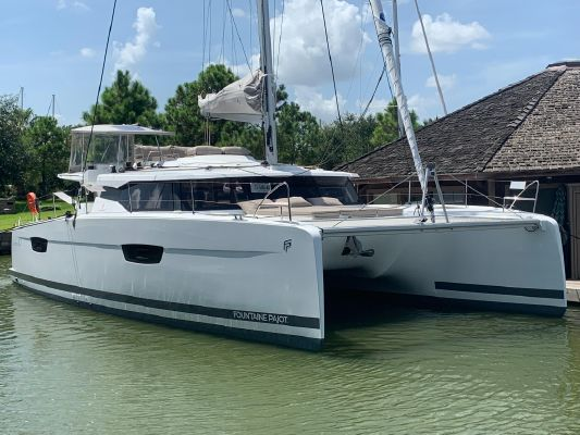 Fountaine Pajot Saona 47 - main image