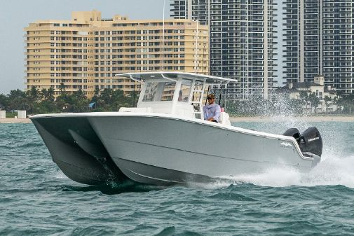 Invincible 35 Catamaran image