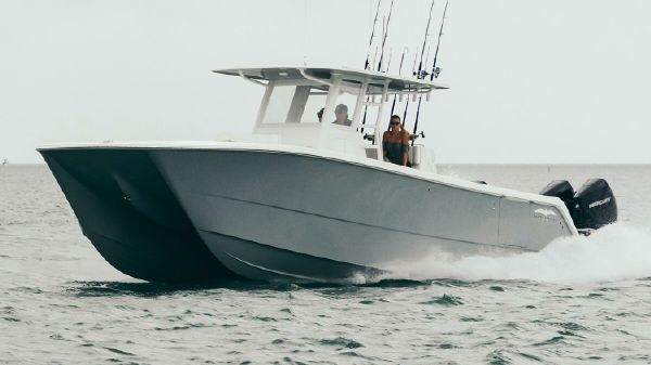 Invincible 35 Catamaran