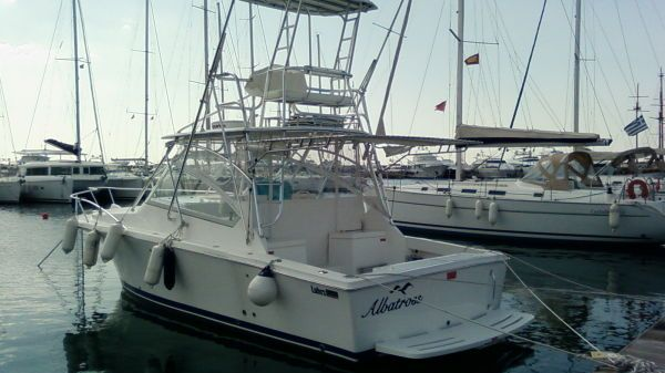 Luhrs 28 Tuna Tower Photo 1