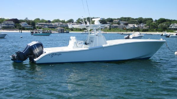Yellowfin 34