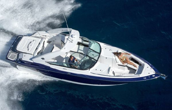 2018 Monterey 328 Super Sport