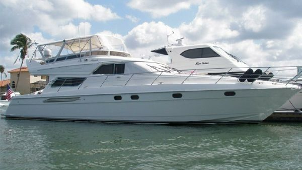 Viking Princess 60 Sport Cruiser