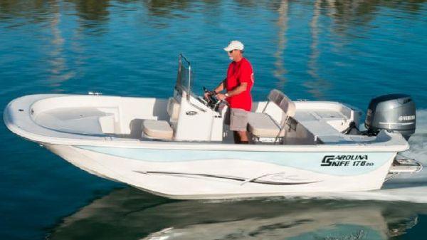 Carolina Skiff 178 DLV Manufacturer Provided Image