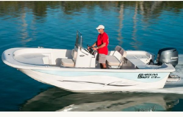 2019 Carolina Skiff 178 DLV