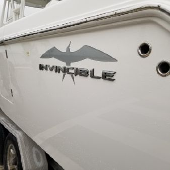 Invincible 36 Open Fisherman image