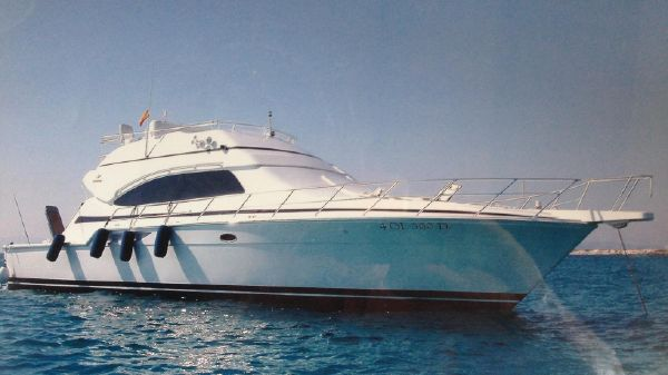 Bertram 510 Fisher