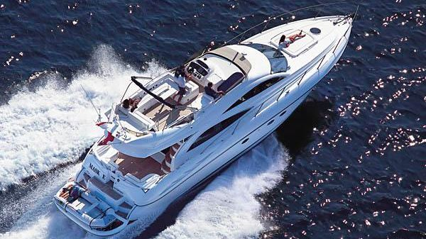 Sunseeker Manhattan 56 Manufacturer Provided Image