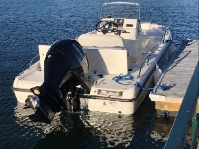 2015 Boston Whaler<span>180 Dauntless</span>