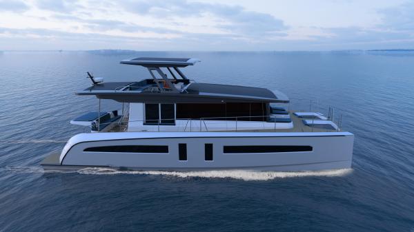 Alva Yachts Ocean Eco 54