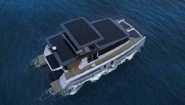 Alva Yachts Ocean Eco 54 image