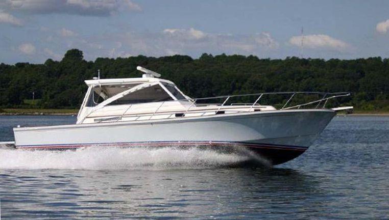 2002 Little Harbor WhisperJet 38