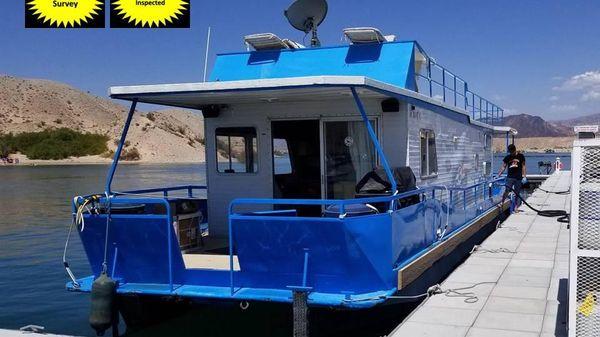 Masterfab House Boat