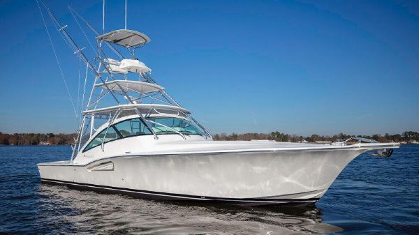 Albemarle 41 Custom Carolina