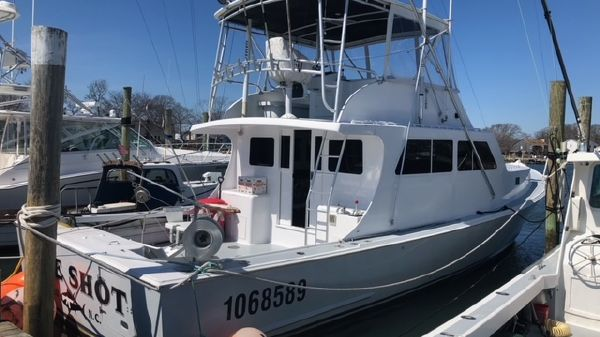 Young Brothers 45 Flybridge