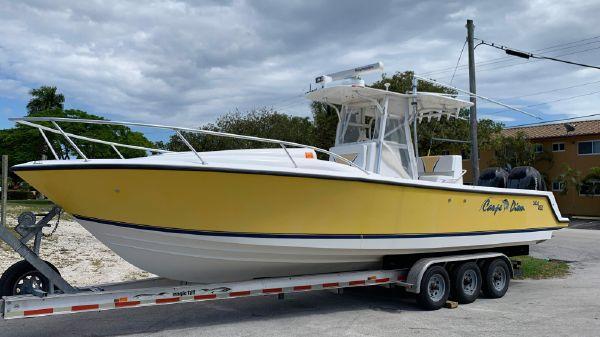 SeaVee 31 Cuddy