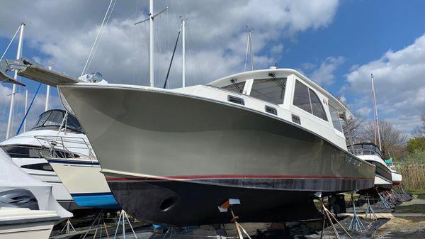 Composite Yacht Chesapeake Custom
