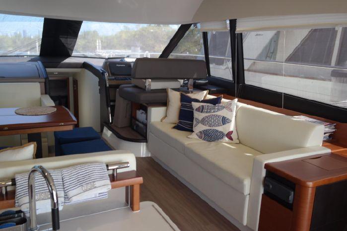 2015 Prestige 550 Purchase Rhode Island