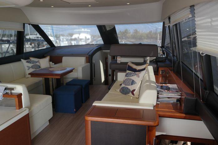 2015 Prestige 550 Brokerage BoatsalesListing