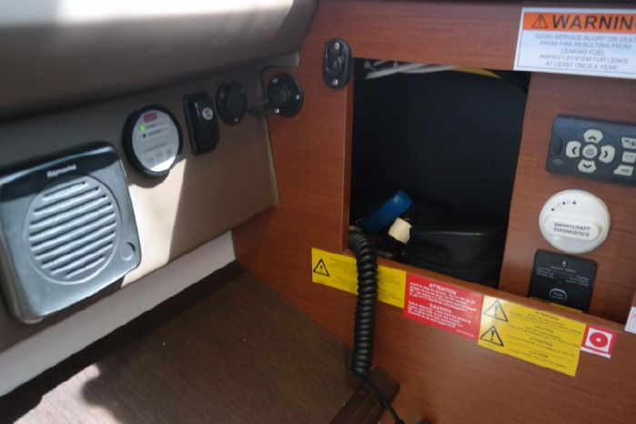 2015 Prestige 550 BoatsalesListing Brokerage