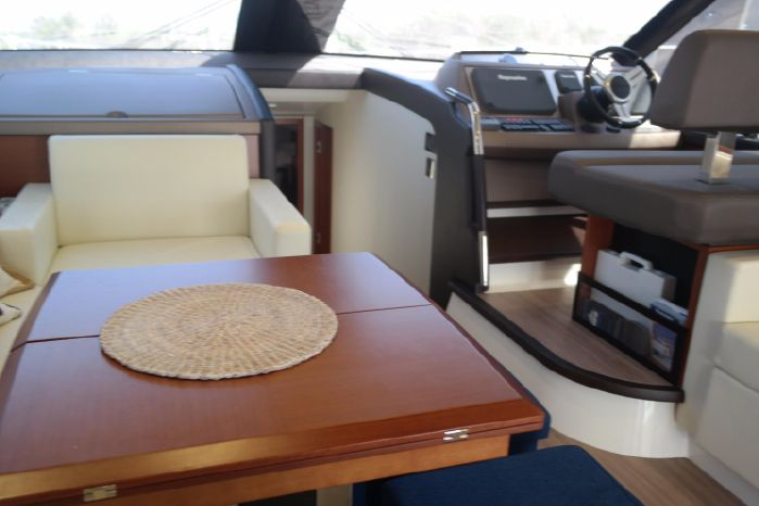 2015 Prestige 550 BoatsalesListing BoatsalesListing