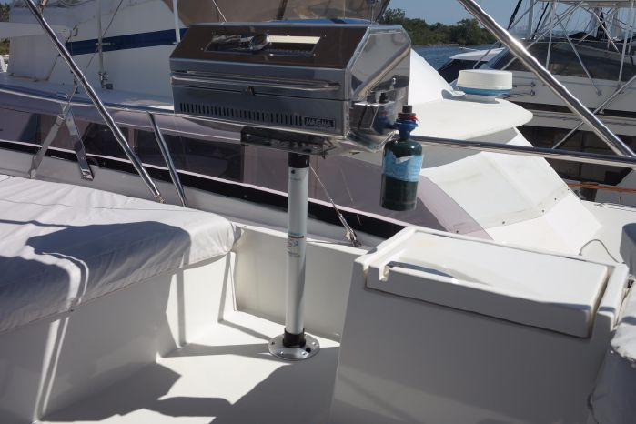 2015 Prestige 550 BoatsalesListing Broker