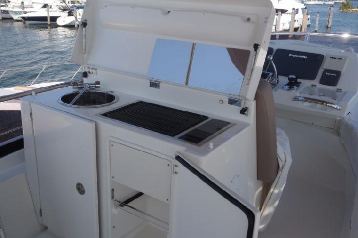 2015 Prestige 550 BoatsalesListing Sell